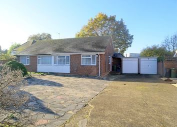 Thumbnail 2 bed semi-detached bungalow for sale in Nursery Close, Ewell, Epsom