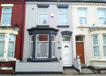 Thumbnail 3 bed terraced house to rent in Hannan Road, Liverpool