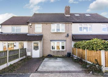 Thumbnail 3 bed terraced house for sale in Penrith Crescent, Rainham
