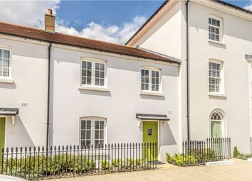 Thumbnail 3 bedroom terraced house for sale in Dugdale Road, Poundbury, Dorchester, Dorset