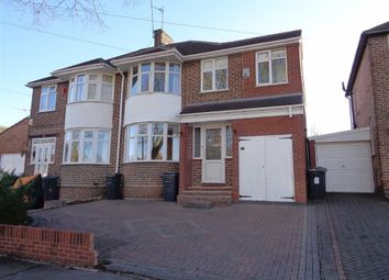 Thumbnail 4 bed semi-detached house to rent in Ashville Avenue, Hodge Hill, Birmingham