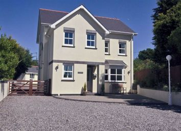 Thumbnail 6 bed detached house for sale in Plwmp, Llandysul, Carmarthenshire
