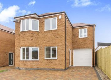 Thumbnail 4 bed detached house for sale in Boswell Street, Narborough, Leicester, Leicestershire
