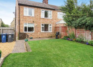 Thumbnail 3 bedroom semi-detached house for sale in Station Road, Ramsey, Huntingdon