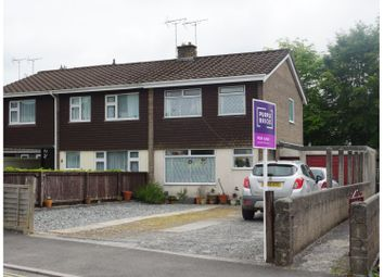 3 bed semi-detached house for sale in Grenville Drive, Tavistock PL19