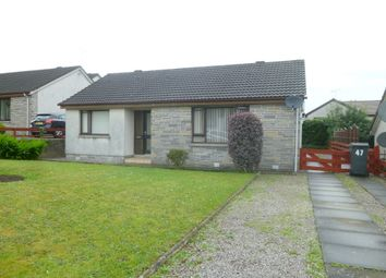 Thumbnail 3 bed detached bungalow for sale in Makbrar Road, Calside, Dumfries