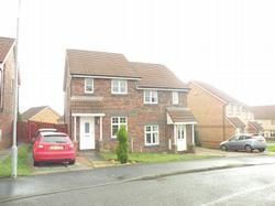 Thumbnail 2 bed semi-detached house to rent in Gresham View, Motherwell