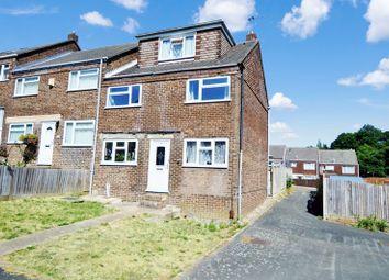 Thumbnail 4 bed terraced house for sale in Wrights Walk, Bursledon, Southampton