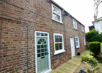 Thumbnail 3 bed terraced house for sale in Ashville Cottages, Skirlaugh, East Yorkshire