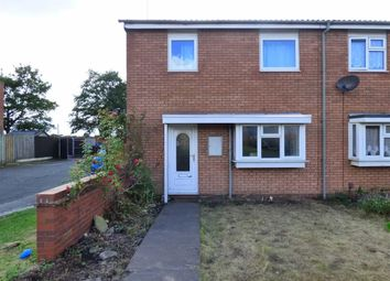 Thumbnail 2 bed semi-detached house for sale in Smallwood Road, Pendeford, Wolverhampton