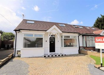 Thumbnail 3 bed property for sale in Bassett Gardens, North Weald, Epping