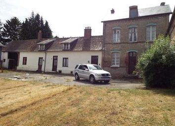 Thumbnail 5 bed property for sale in Montigny-Les-Jongleurs, Somme, France