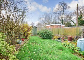 Thumbnail 3 bed end terrace house for sale in Waterslippe, Hadlow, Tonbridge, Kent