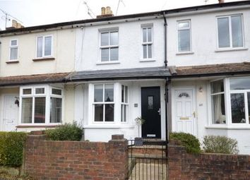 Thumbnail 2 bedroom terraced house for sale in Adams Park Road, Farnham, Surrey