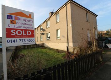 Thumbnail 2 bed flat for sale in Bothlyn Road, Chryston