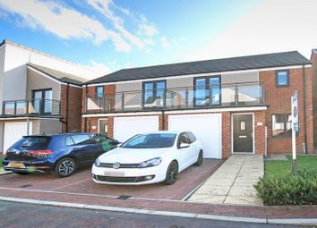 Thumbnail 3 bed semi-detached house for sale in Greville Gardens, Newcastle Upon Tyne
