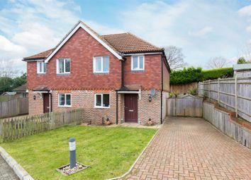 Thumbnail 3 bed semi-detached house for sale in Green Lane, Heathfield