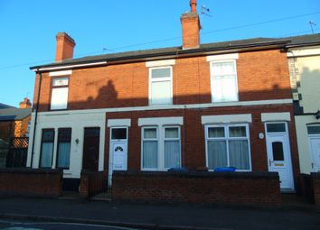 Thumbnail 2 bed town house to rent in Grosvenor Street, Derby