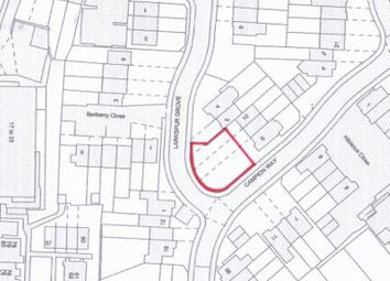 Thumbnail Land for sale in Campion Way, Edgware, Middlesex