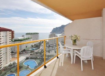 Thumbnail Apartment for sale in Calpe, Alicante, Spain