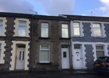 Thumbnail 2 bed terraced house for sale in Barry Road, Pontypridd
