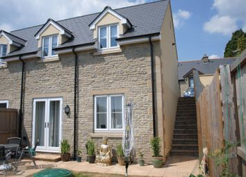Thumbnail 3 bed semi-detached house for sale in St. Johns Mews, Cinderford