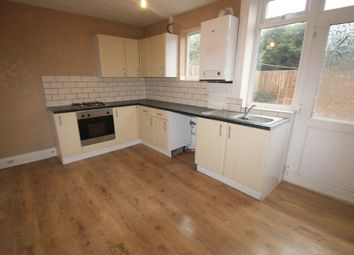 Thumbnail 2 bed terraced house to rent in Herbert Road, Doncaster