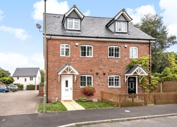 Thumbnail 3 bed semi-detached house for sale in Ash Road, Bishops Green