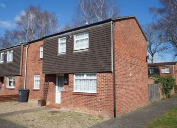 Thumbnail 4 bedroom end terrace house for sale in Newnham Close, Mildenhall, Bury St. Edmunds