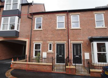Thumbnail 3 bed maisonette for sale in Thornton Court, Off Thornton Road, Stanwix, Carlisle, Cumbria