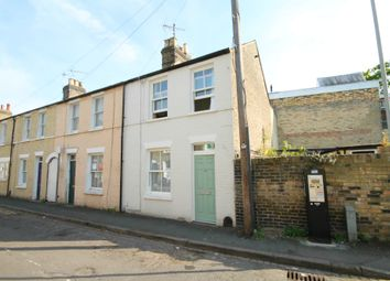 Thumbnail 2 bedroom end terrace house for sale in Mill Street, Cambridge