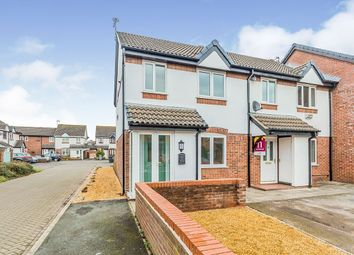 Thumbnail 3 bed terraced house to rent in Davenham Way, Middlewich