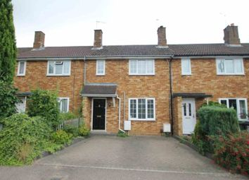 Thumbnail 2 bedroom terraced house to rent in Boxted Road, Hemel Hempstead