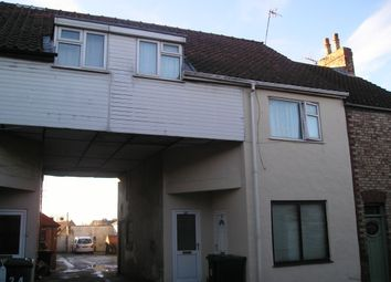 Thumbnail 2 bedroom duplex to rent in Wold Street, Norton, Malton