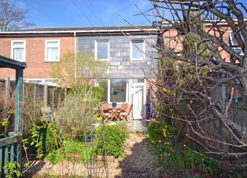 Thumbnail 3 bed terraced house for sale in Bishop Westall Road, Exeter, Devon