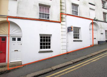 Thumbnail 3 bed flat for sale in Quay Hill, Falmouth
