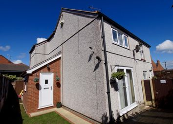 Thumbnail 2 bedroom semi-detached house for sale in Butcher Street, Rhosllanerchrugog, Wrexham