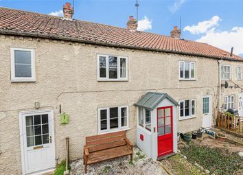 Thumbnail 2 bed terraced house for sale in Rudgate, Whixley, York