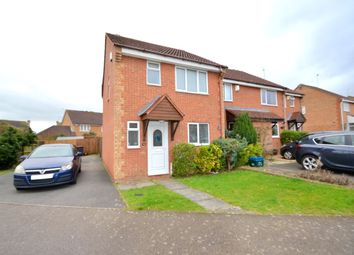 Thumbnail 3 bed semi-detached house to rent in Mill Meadow, Kingsthorpe, Northampton