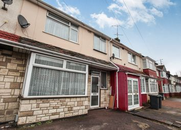 Thumbnail 3 bedroom terraced house for sale in Connaught Road, Luton