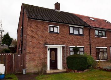 Thumbnail 3 bed semi-detached house for sale in Swiftsden Way, Bromley, Kent