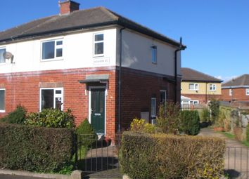 Thumbnail 2 bed semi-detached house to rent in Hexham Road, Newcastle Upon Tyne