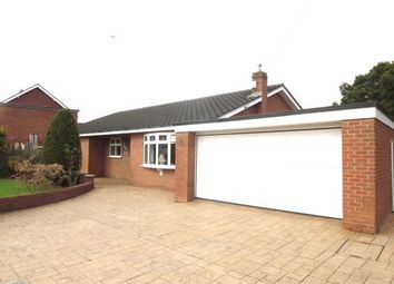 Thumbnail 3 bed bungalow for sale in Kingsway, Bredbury, Stockport, Greater Manchester