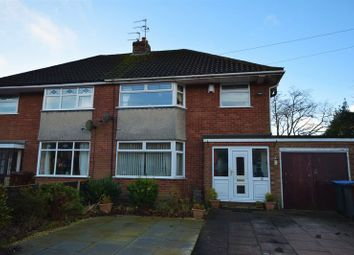 Thumbnail 3 bed semi-detached house for sale in Uplands Croft, Werrington, Stoke-On-Trent
