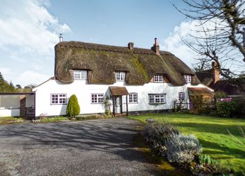 Thumbnail 4 bed cottage for sale in Brooklands, Stoke, Andover