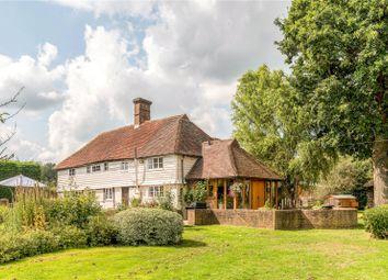 Thumbnail 5 bed detached house for sale in Marringdean Road, Billingshurst, West Sussex