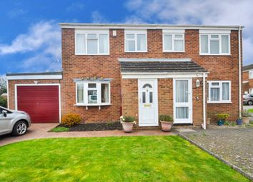 Thumbnail 3 bed semi-detached house for sale in Yeats Close, Cowley, Oxford