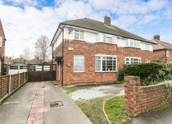 Thumbnail 3 bed semi-detached house for sale in Kingsway West, Chester, Cheshire