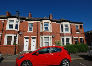 Thumbnail 2 bed flat for sale in Delaval Terrace, Gosforth, Newcastle Upon Tyne