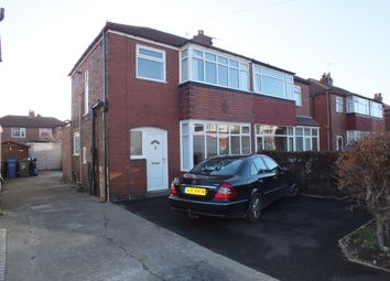 Thumbnail 3 bedroom semi-detached house to rent in Berkeley Close, Offerton, Stockport
